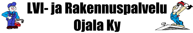 LVI-ja Rakennuspalvelu Ojala Ky Logo